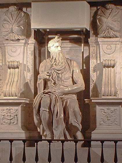 モーセ像(ミケランジェロ)