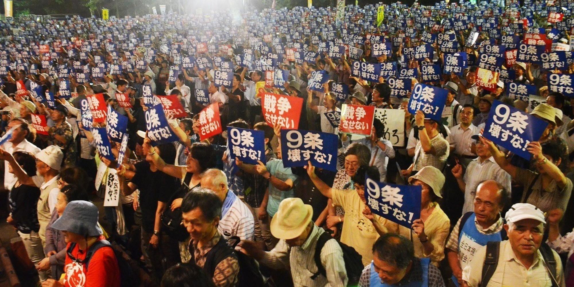 SEALDs 団塊 2