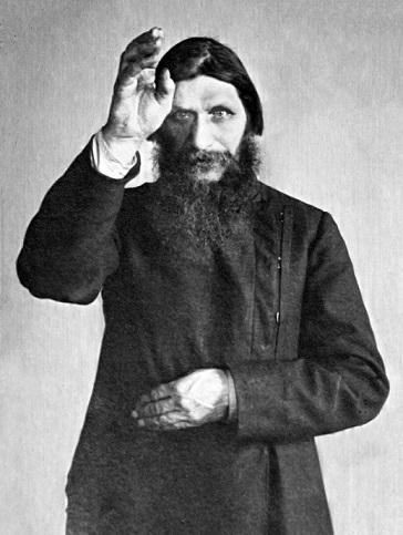 グリゴリー・ラスプーチン