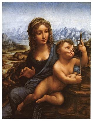 「ランズダウンの聖母」