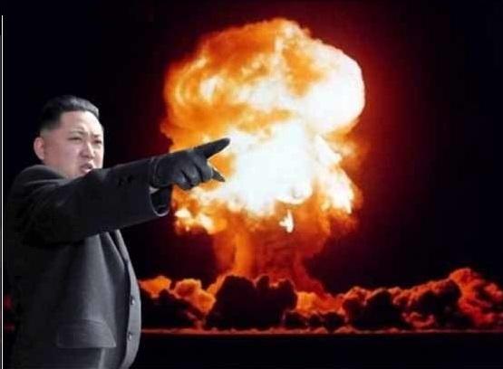 北朝鮮 核兵器