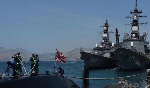 海上自衛隊 フィリピン