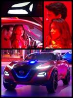 日産 NISSAN GRIPZ Concept 東京モーターショー