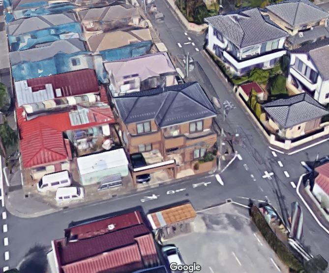 LIXILビバ 豆成空撮