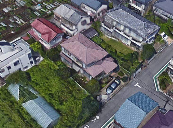 三菱自動車工業 東条空撮
