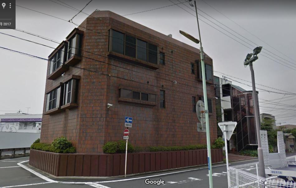 山口組 司旧宅外観1