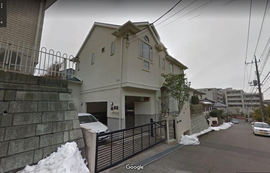 セブンアイ・ホールディングス 井阪外観