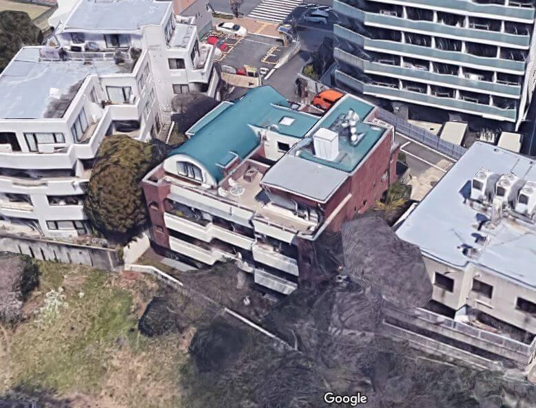 梅宮辰夫東京空撮