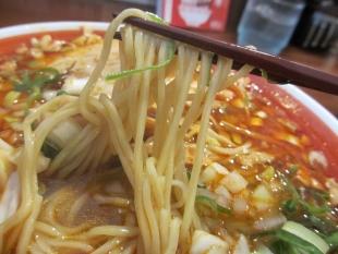 侍元 赤侍元 麺