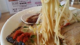 燈 アカリトンコツ 麺