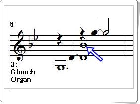 マズい。リアルヴァイオリンで弾くより ピアノ伴奏オルガンソロを入力してる方が楽しくなってきた(・∀・;)