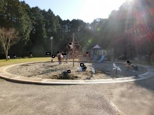 ウサギ山公園4
