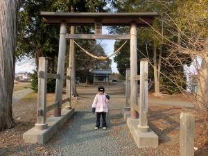 津嶋神社1
