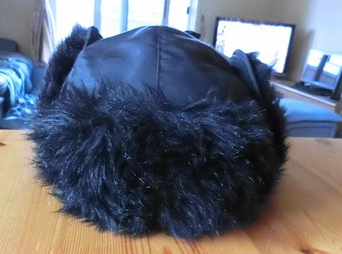 サスケ帽子~2