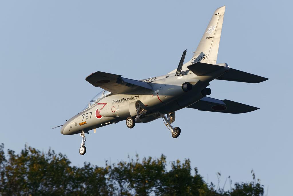 T-4 芦屋基地航空祭記念塗装機