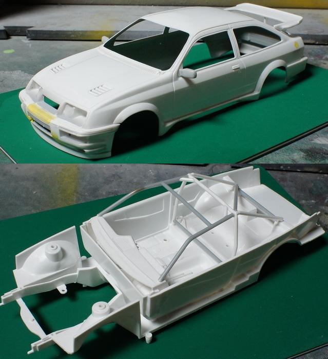 フォード rs500
