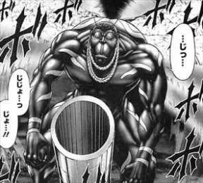 テラフォーマーズ8巻 オニヤンマ