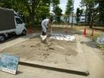 光触媒抗菌砂、トキサンドクリーン