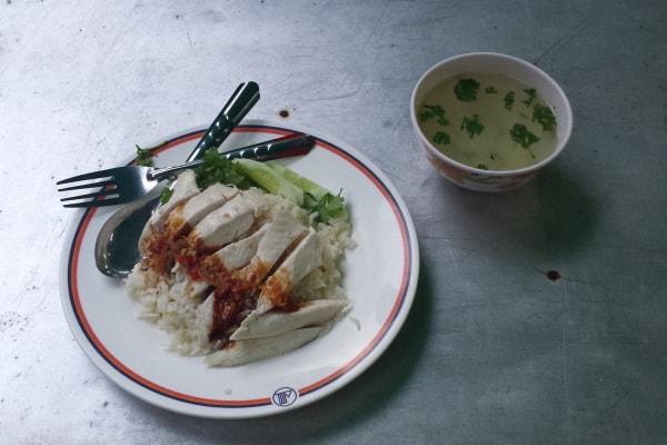 タイトランジット_朝食