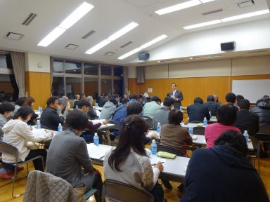 新年度一回目の委員総会を開催