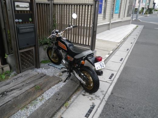 盗まれたバイク達 (1)