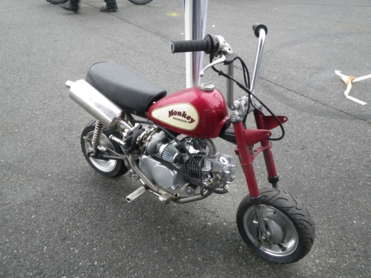 盗まれたバイク達 (2)