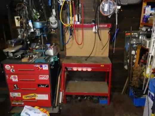 ガレージ整理整頓2 (2)
