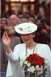 1994年105 フランス公式ご訪問