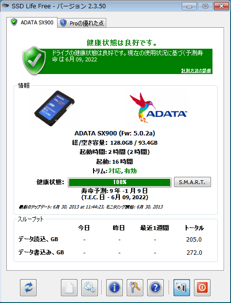 SSDLife(Win2011homeserver)130630.png