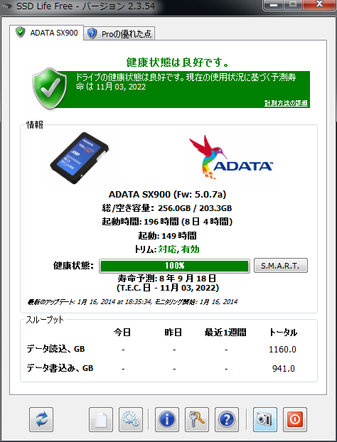 SSDLife(thinkPadX201T)140116.png