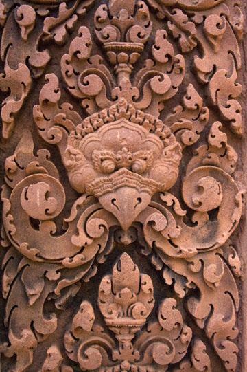 blog 229 Banteay Srei Temple, Gate, Kali_DSC0250-12.3.13.(1).jpg